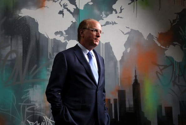 Blackrock CEO Larry Fink – Climate Crisis will reshape Finance