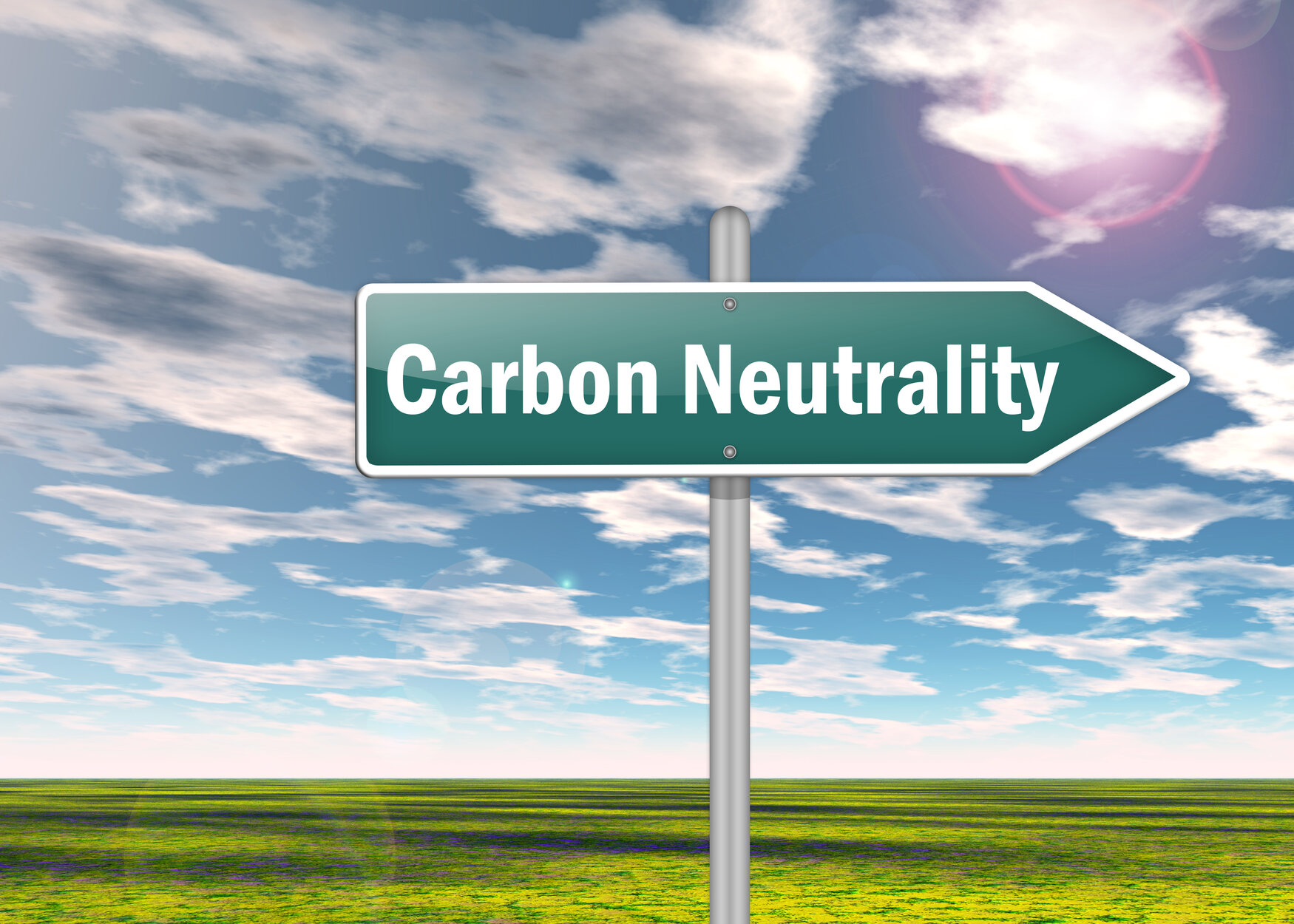 """More companies want to be """"carbon neutral."""" What does that mean?"""