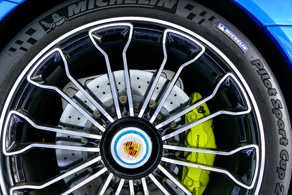 Michelin Is Out to Make the World's Greenest Tire